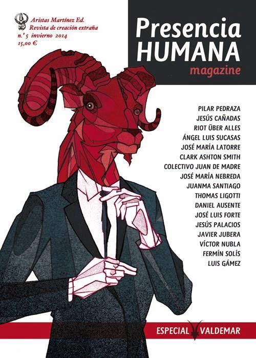 Presencia Humana Magazine nº 5