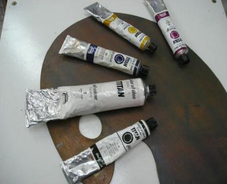 Técnica de Pintura al Oleo