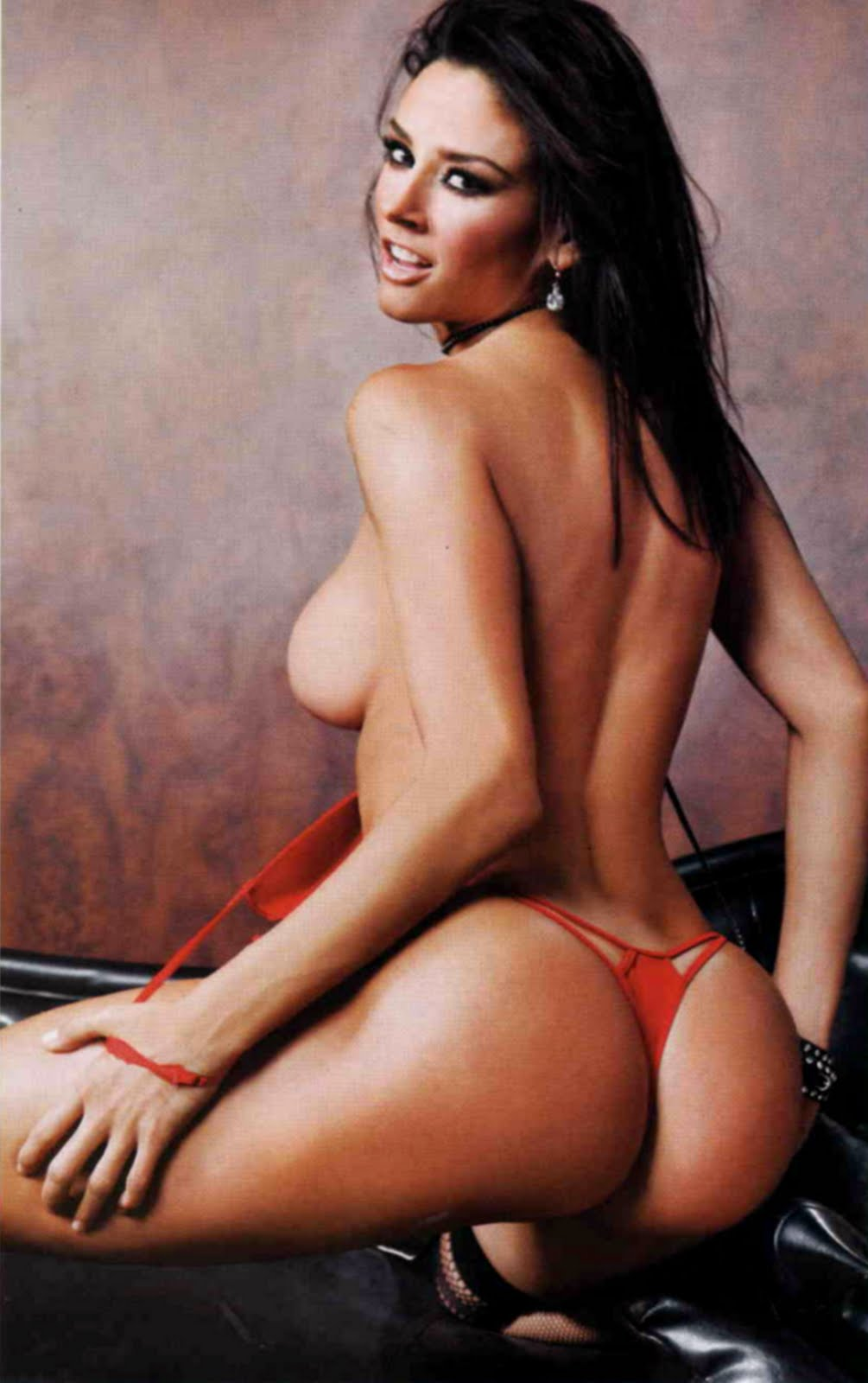 Adriana Fonseca Desnuda