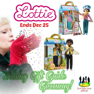 Lottie Dolls Giveaway