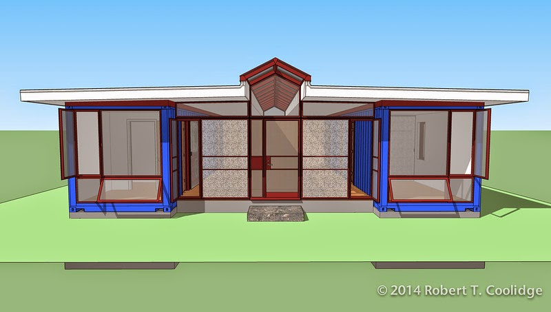 Container Home Blog Three Bedroom Design