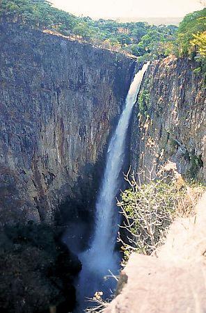 Kalambo Falls Tanzania
