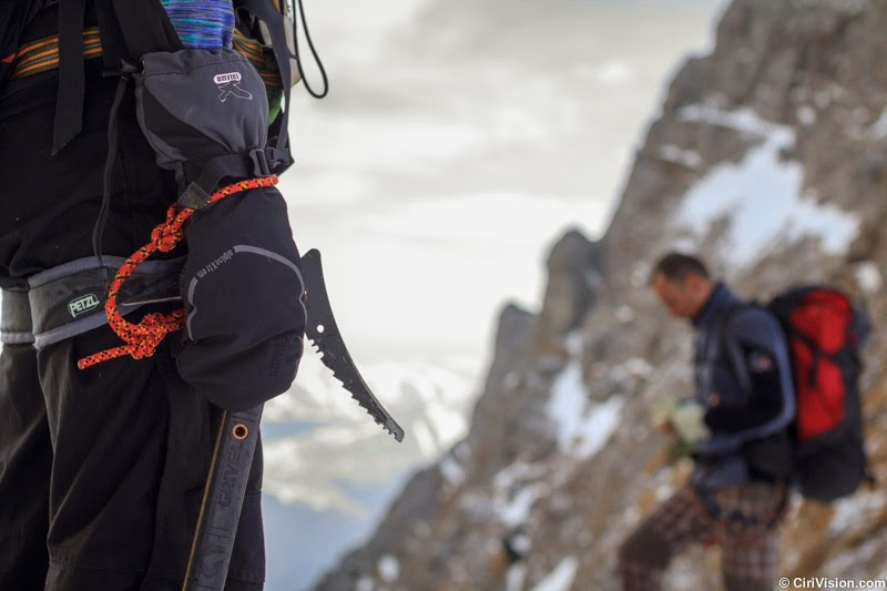 Mountaineering Mittens by Salewa Denali GTX