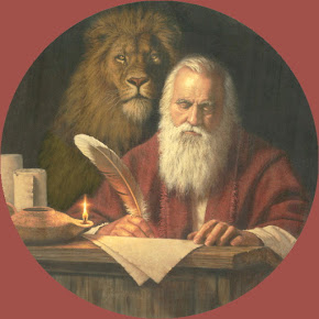 4/25: Feast of St. Mark, the Evangelist