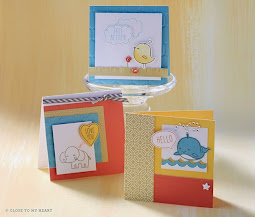 Hostess Only Stamp Sets