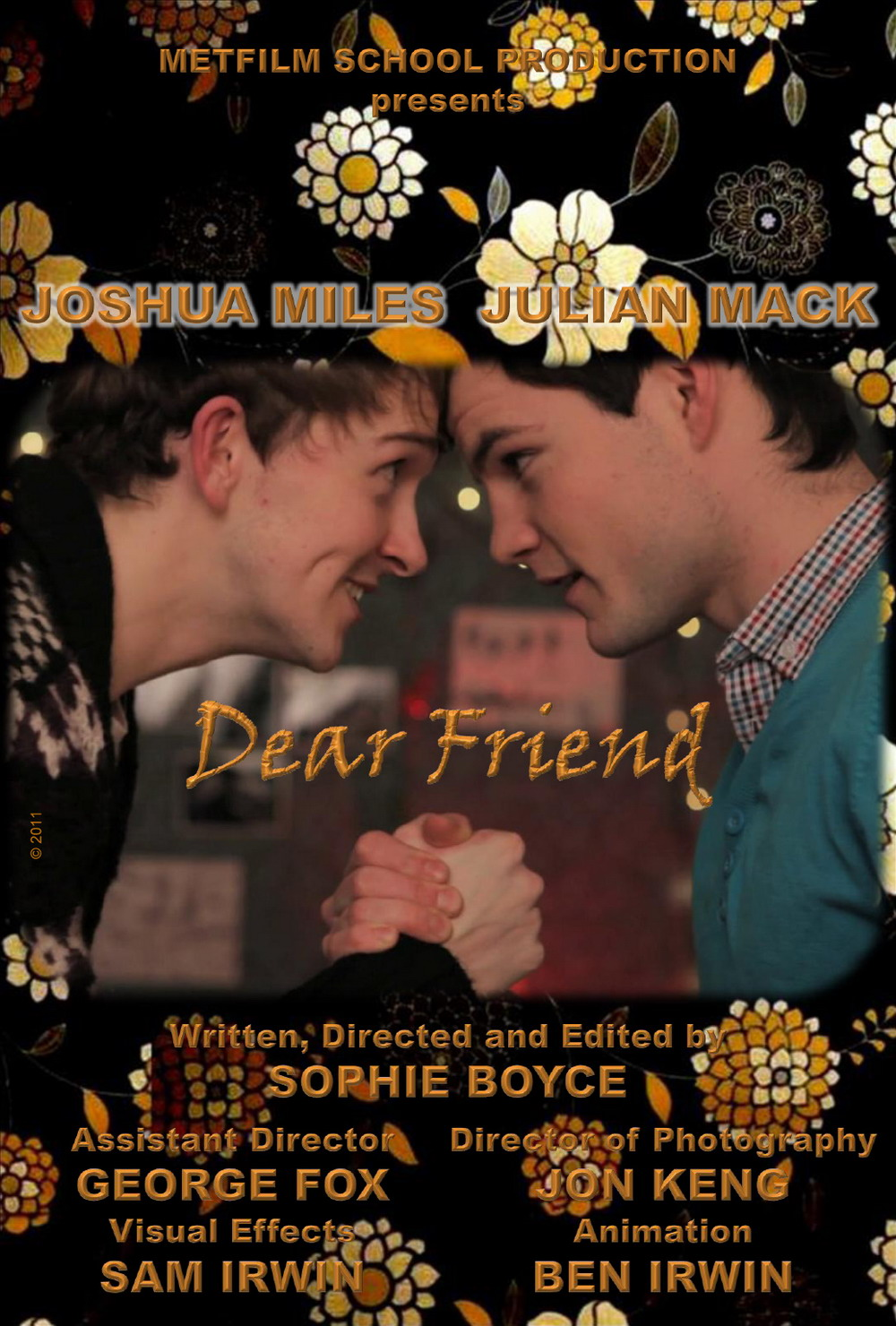 Dear Friend (2011)