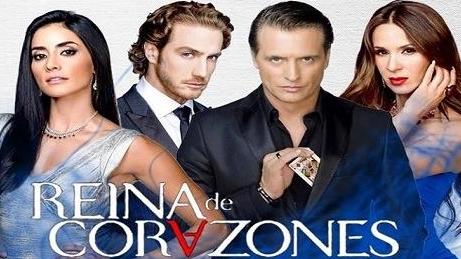 Reina de Corazones telenovela Synopsis April 2015
