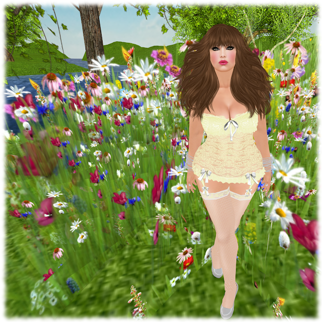 Flowery Spring Forward: TOSL Sneak Peek