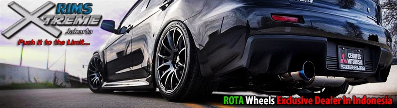 RIMS Xtreme - ROTA Wheels Exclusive Dealer in Indonesia ! :: RimsXtreme.com