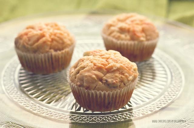 muffin salado - salted muffin
