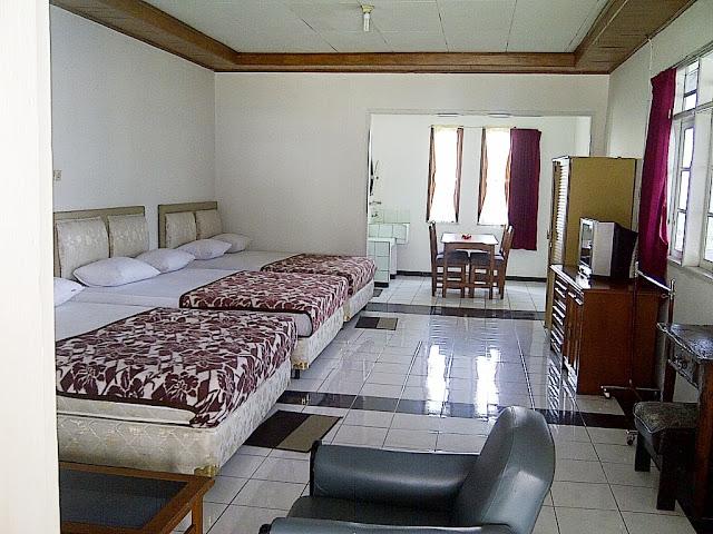 Celotehan bocah pengembara voila tarif hotel murah di for Dekor kamar hotel di bandung