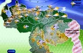 CLIMA VENEZOLANO ACTUALIZADO