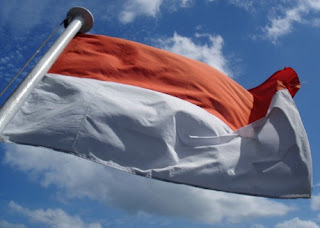 Merah Putih.. Warna bendera favorit Dunia...!!!