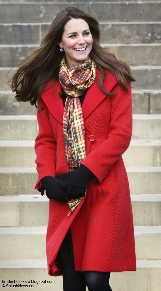 Duchess Kate Vote Best Coat