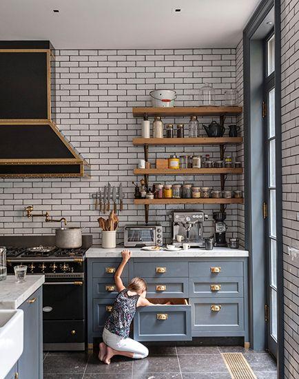 La Fabrique à Déco: Des briques dans la cuisine