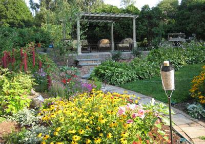 garden pergola design