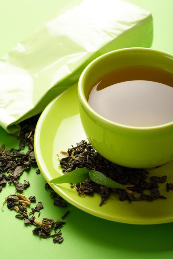 Does green tea help lose weight fast