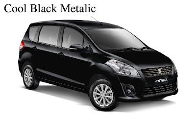 ertiga cool black