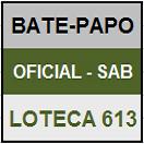 LOTECA 613 - MINI BATE-PAPO OFICIAL DO SÁBADO