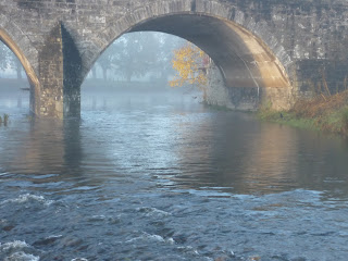 Road Bridge, Builth Wells, Fly Fishing