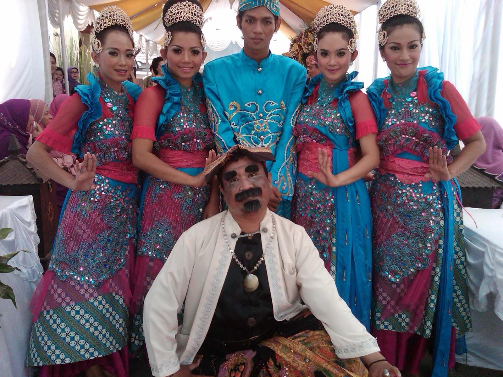 Sanggar Tari Tradisional Jawa Barat Dan Betawi Menerima Paket