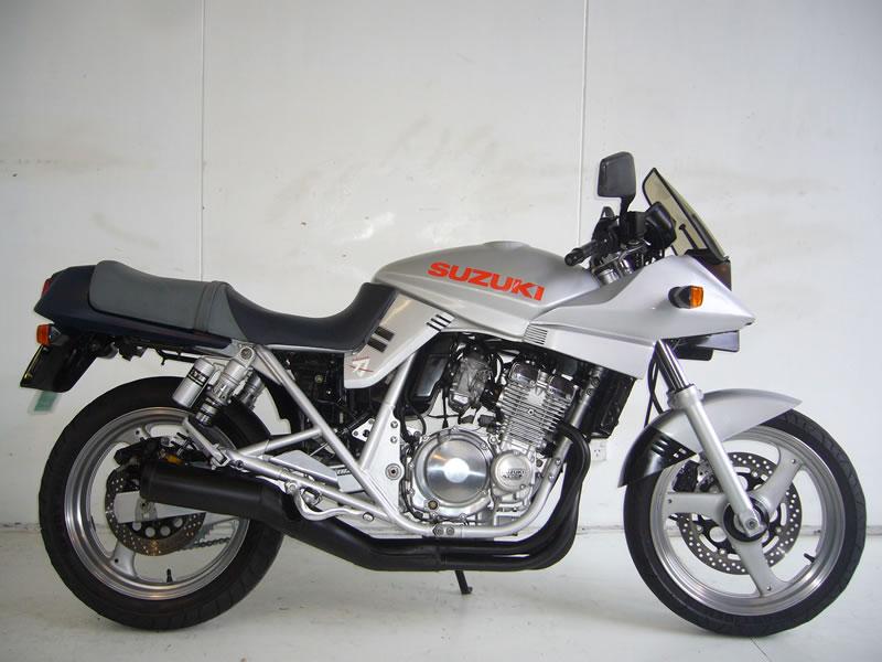 Motorcycles Suzuki Gsx250s Katana