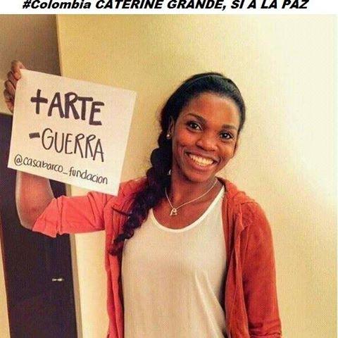#COLOMBIA , SI A LA PAZ