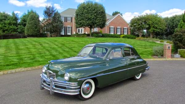 the best 1950s cars to restore car news. Black Bedroom Furniture Sets. Home Design Ideas