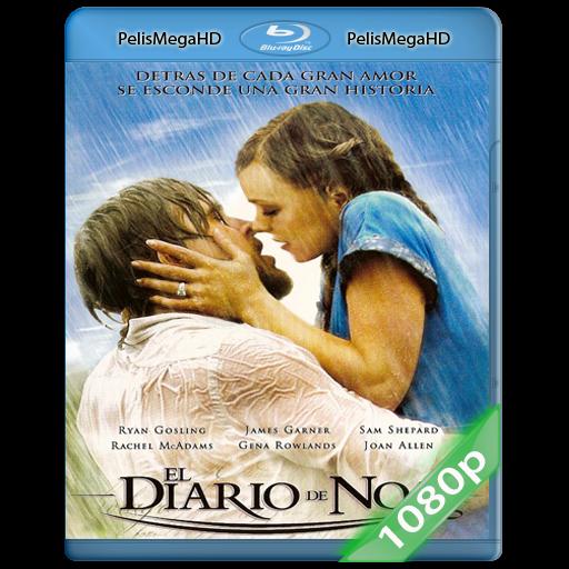 El Diario de Noa (2004) 1080P HD MKV ESPAÑOL LATINO