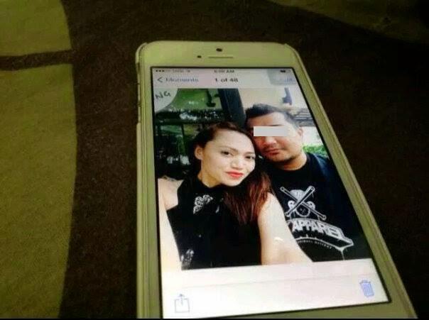 PANAS EZANY Kongsi Gambar Isteri Bersama SKANDAL Di Facebook