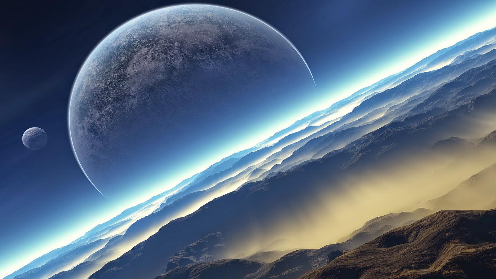 اجمل خلفيات الفضاء hd
