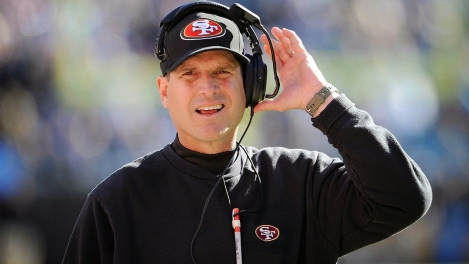 Jim Harbaugh is officially the Michigan version of Jon Gruden.