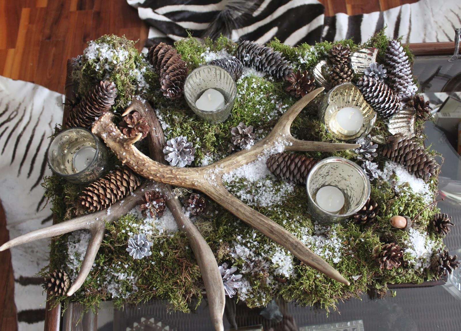 Caffelatte e biscotti ricette decorazioni e fai da te - Decorazioni invernali fai da te ...