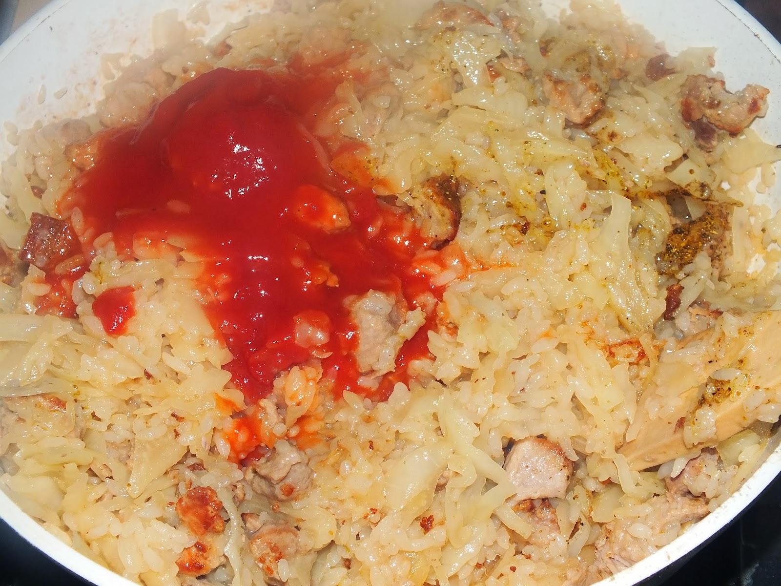 Пошаговый рецепт солянки из капусты со свининой
