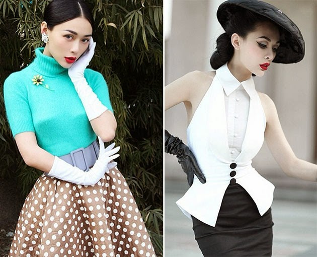 Ways and modern clothing style pin up style 2015 fashion full collection - Pin up style ...