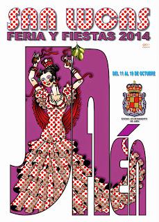 Jaén - Feria de San Lucas 2014