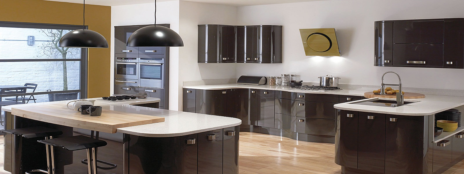 Wooden Modular Kitchen Dealer Meerut