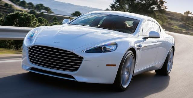 最高出力800馬力!?アストンマーチンがラビードの電気自動車を開発中?