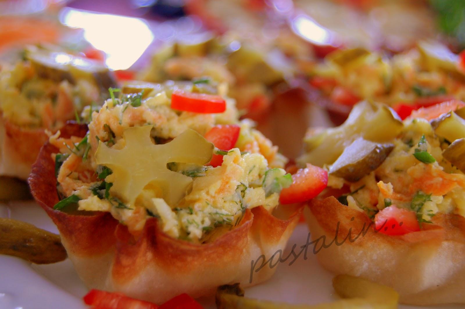 Yoğurtlu Çıtır Patates Salatası