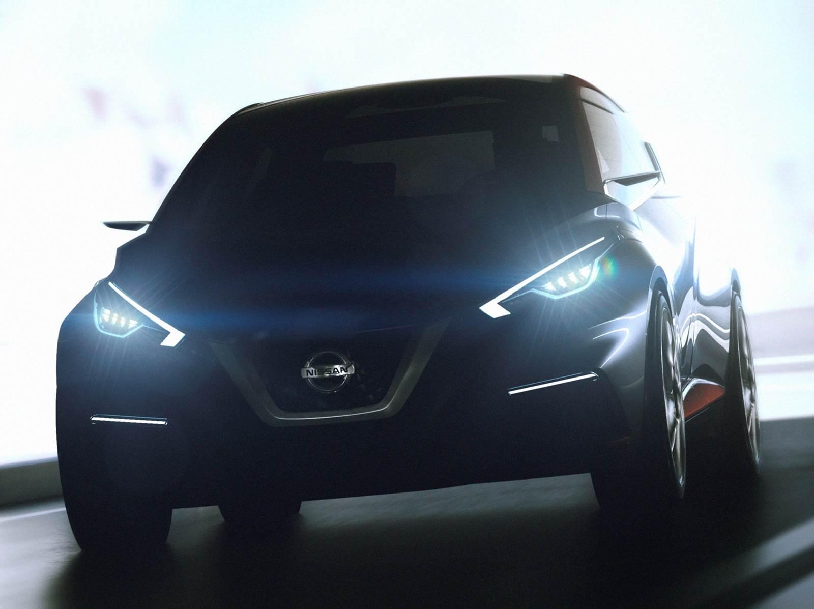 Nissan Sway - nova geração do March