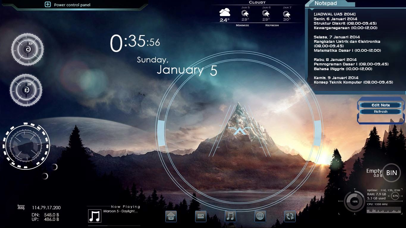 Download Wallpaper Hologram For PC | Feact