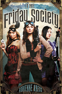 The Friday Society: ARC giveaway!