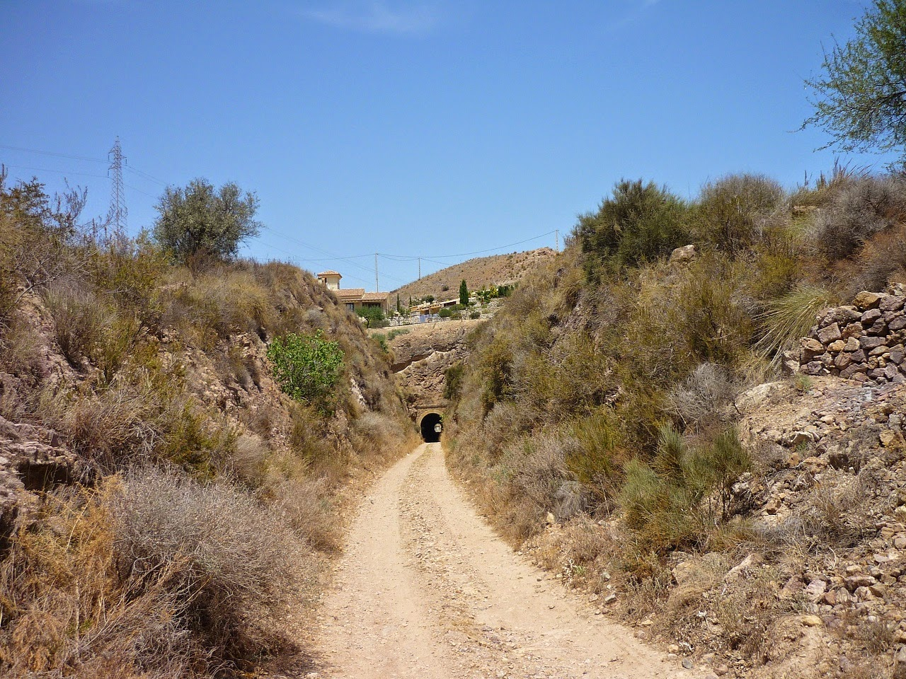 Blog Go Tandem - Ruta minera de Bédar