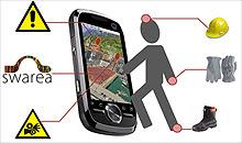 SWAREA, una aplicación para evitar riesgos laborales