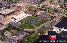 Plattegrond  St. Cloud State University