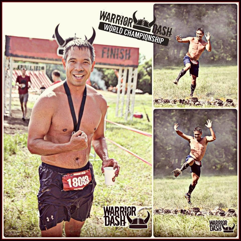 Warrior Dash World Championships 2014