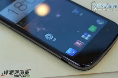 ZTE N986, Handphone Quad Core Mirip Nexus 4