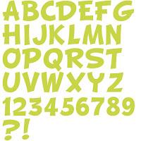 Applique Font
