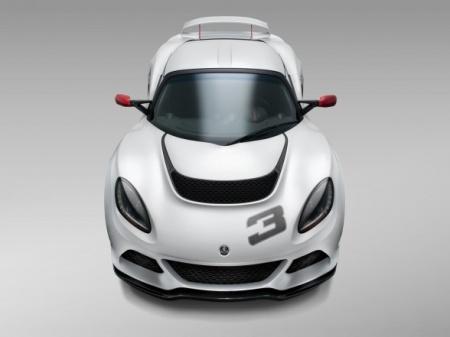 Mobil Lotus Exige S 2012