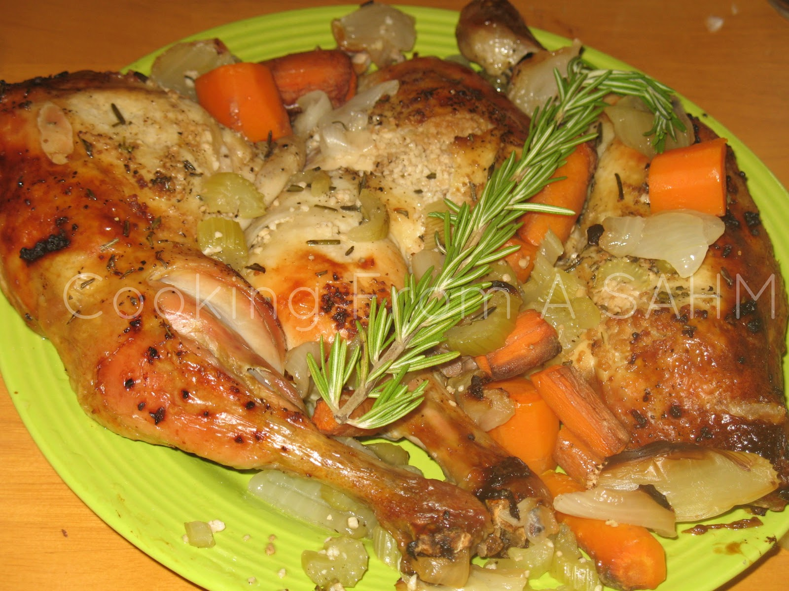 Rosemary Lemon Chicken Recipes — Dishmaps